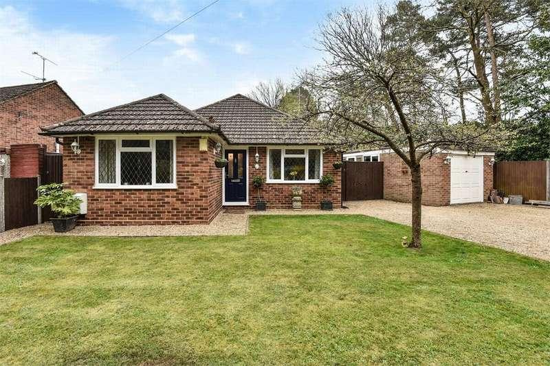 3 Bedrooms Detached Bungalow for sale in Bellew Road, Deepcut, Camberley, Surrey