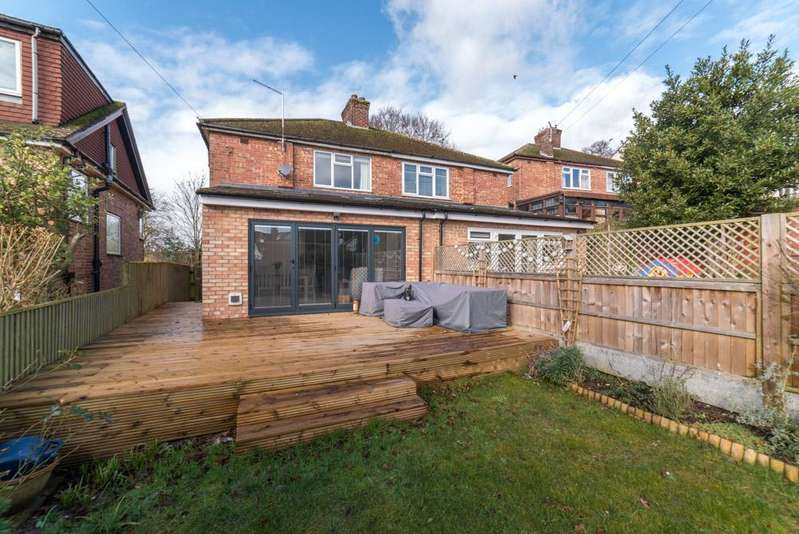 3 Bedrooms Semi Detached House for sale in Billet Lane, Berkhamsted HP4