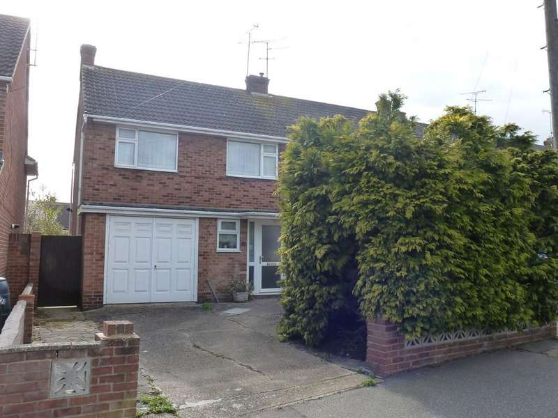3 Bedrooms Semi Detached House for sale in Wentworth Meadows, Maldon