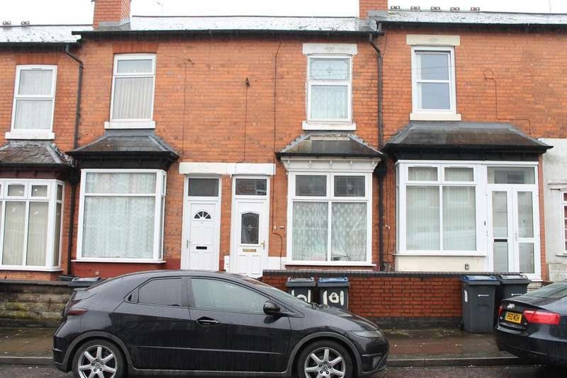 2 Bedrooms Terraced House for sale in Farnham Road, B21 BEF