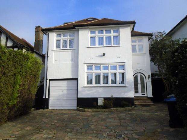 5 Bedrooms Detached House for rent in Eversley Avenue, Wembley, HA9