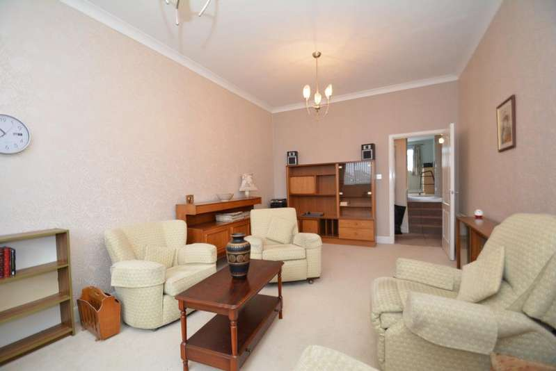 2 Bedrooms Ground Flat for sale in 0/2, 154 Bogton Avenue, Glasgow, G44 3JU