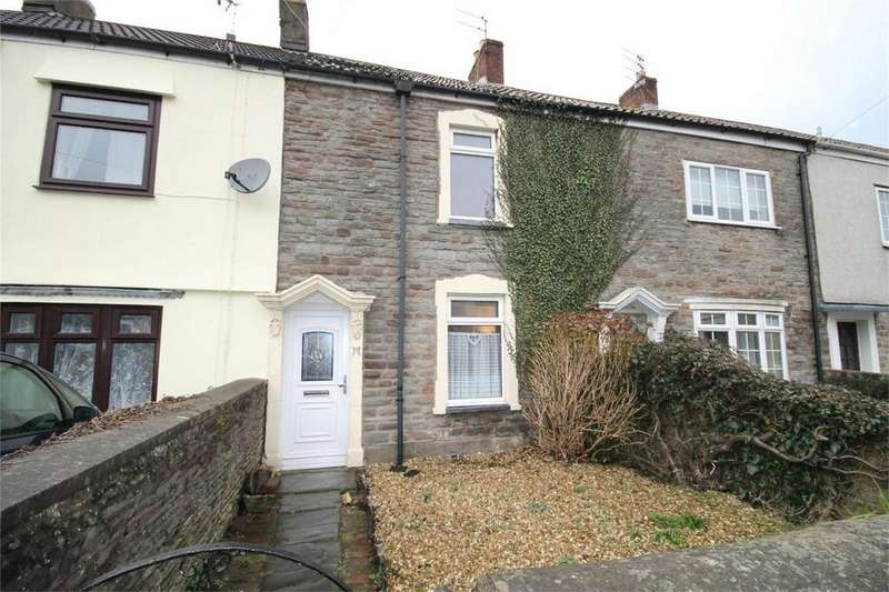 2 Bedrooms Terraced House for sale in Pendennis Road, Staple Hill, Bristol