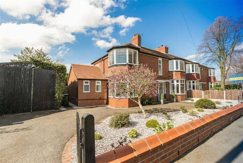 3 Bedrooms Semi Detached House for sale in Briarlands Avenue, Sale
