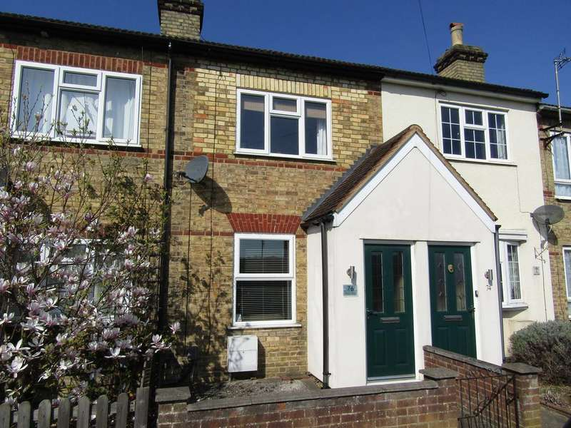 2 Bedrooms Cottage House for sale in Hitchin Road, Arlesey, SG15 6SA