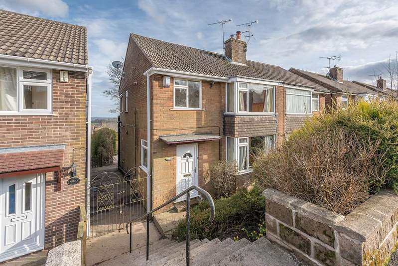 3 Bedrooms Semi Detached House for sale in Winchester Road, Fulwood