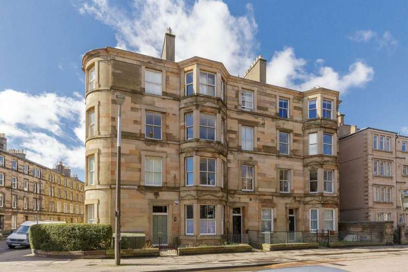 2 Bedrooms Flat for sale in 23/6 Lauriston Gardens, Lauriston, Edinburgh, EH3 9HH