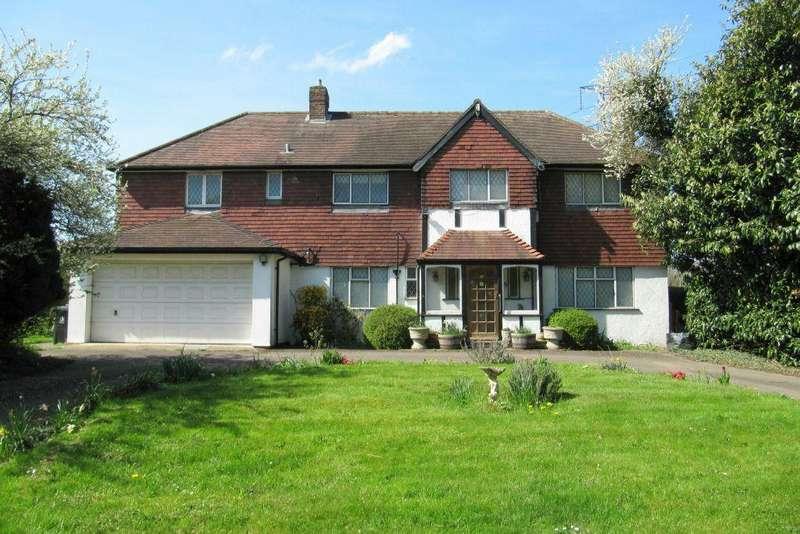 6 Bedrooms Detached House for sale in Old Slade Lane, Richings Park, Iver, Bucks, SL0 9DX
