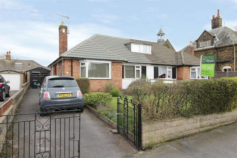 2 Bedrooms Semi Detached Bungalow for sale in High Street, Harrogate