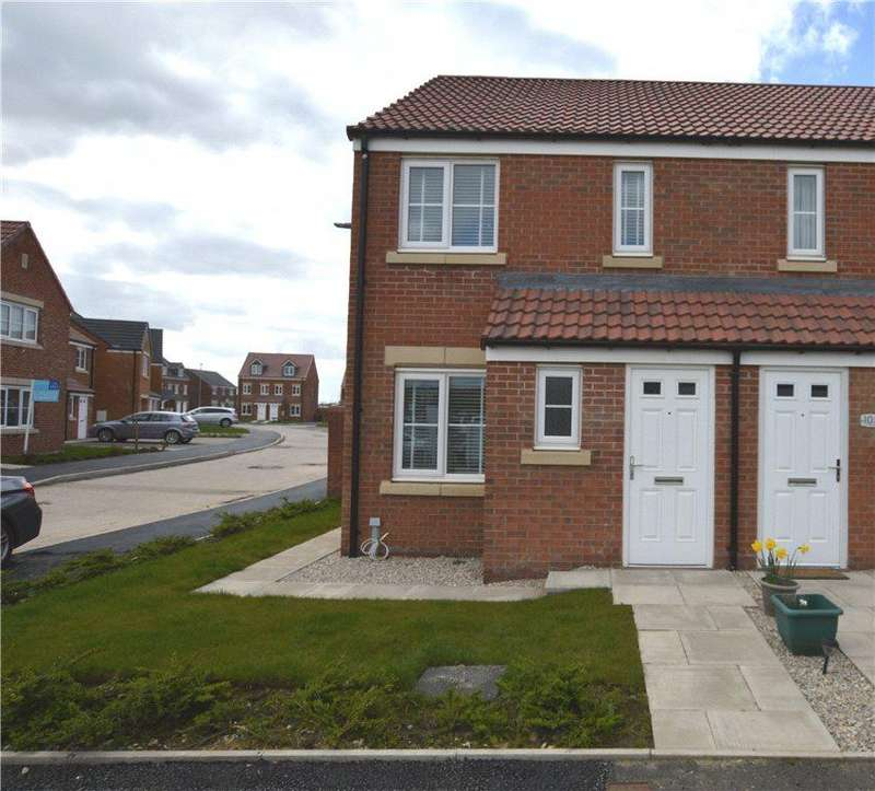 2 Bedrooms Semi Detached House for rent in Ruby Street, Wakefield, West Yorkshire