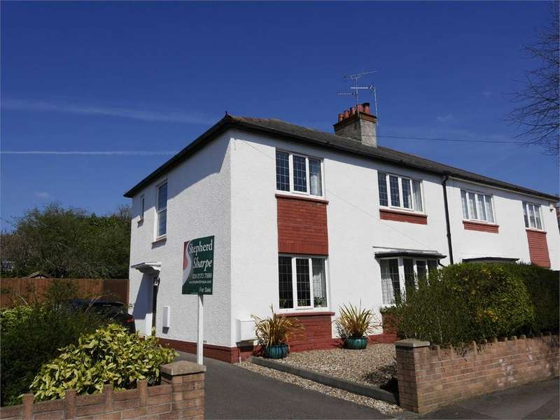 3 Bedrooms Semi Detached House for sale in Wordsworth Avenue, Penarth