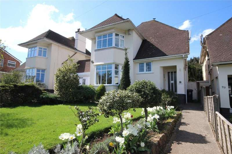 3 Bedrooms Detached House for sale in Brentry Lane, Brentry, Bristol, BS10