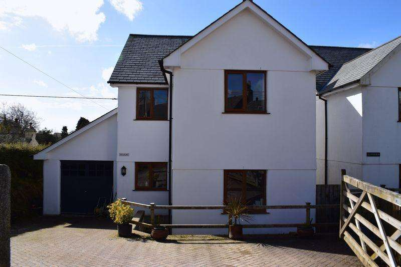 4 Bedrooms Detached House for sale in Pensilva, Cornwall