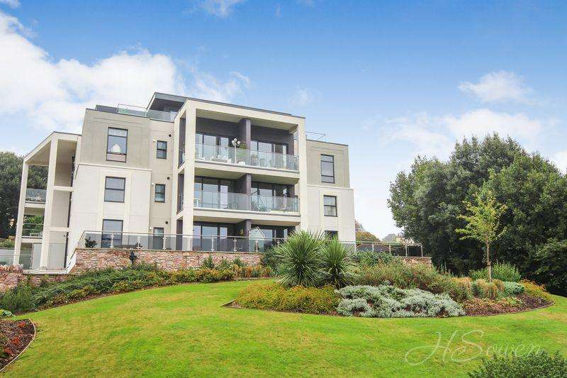 2 Bedrooms Apartment Flat for sale in Old Torwood Road, Torquay