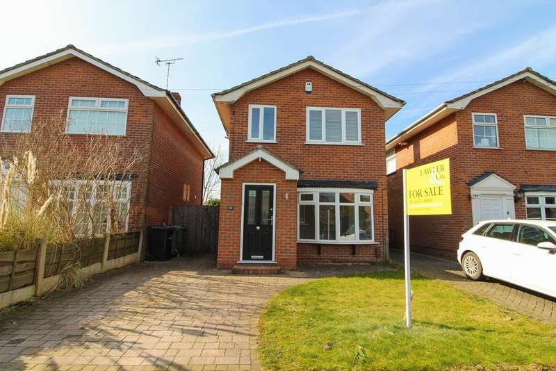 3 Bedrooms Detached House for sale in Teal Avenue, Poynton, Stockport, SK12