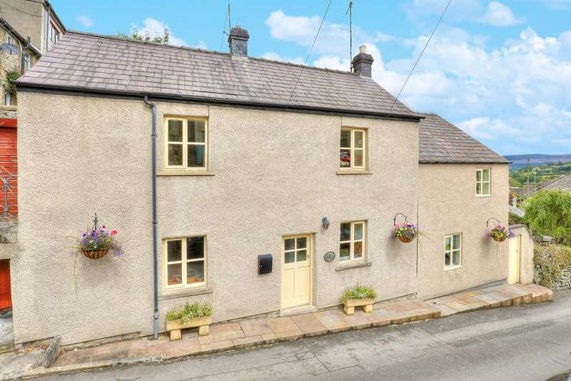 3 Bedrooms Detached House for sale in Hollow Gate, Bradwell, Hope Valley