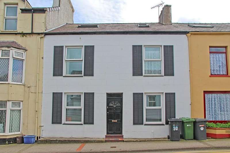 6 Bedrooms Terraced House for sale in High Street, Menai Bridge, North Wales