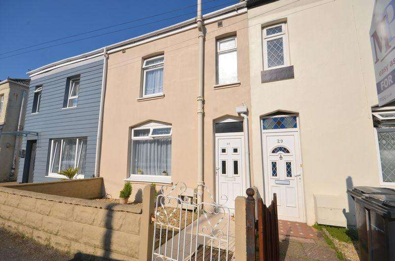 3 Bedrooms End Of Terrace House for sale in Garfield Avenue, Bournemouth