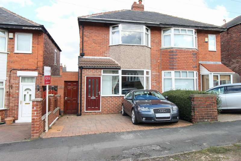 2 Bedrooms Semi Detached House for sale in Lound Road