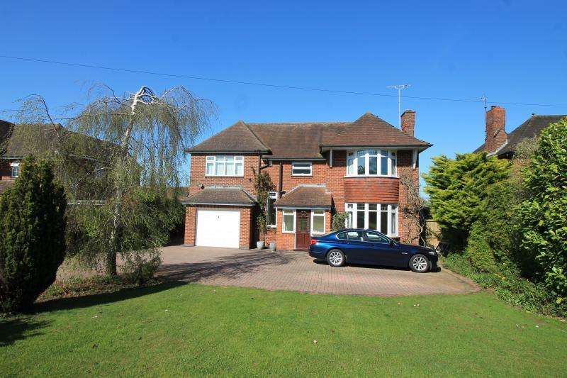 4 Bedrooms Detached House for sale in WITCOMBE, GL3