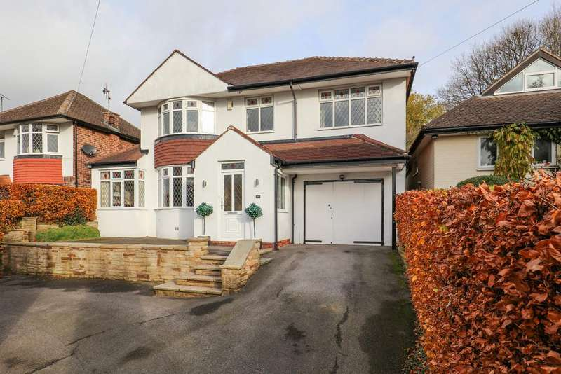 5 Bedrooms Detached House for sale in Twentywell Lane, Bradway