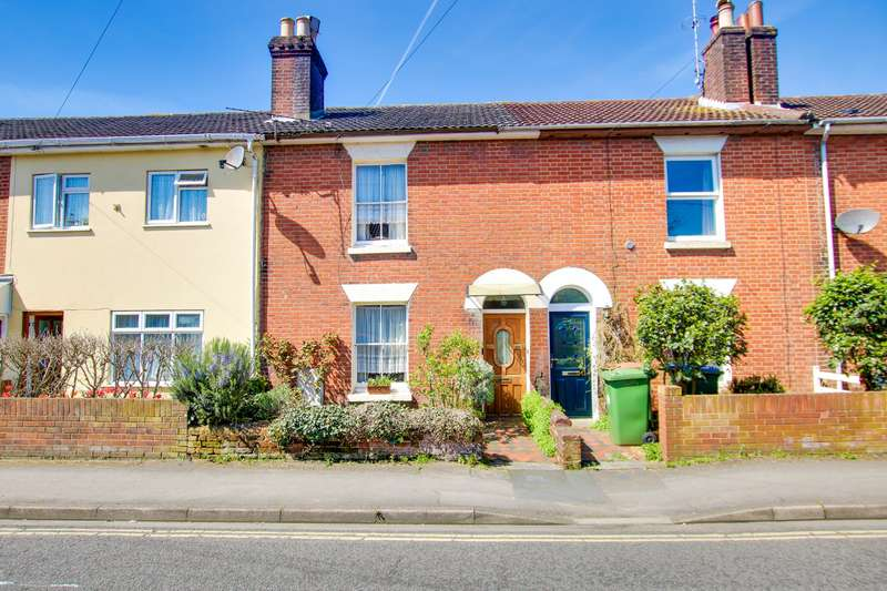 2 Bedrooms Terraced House for sale in Johns Road, Woolston