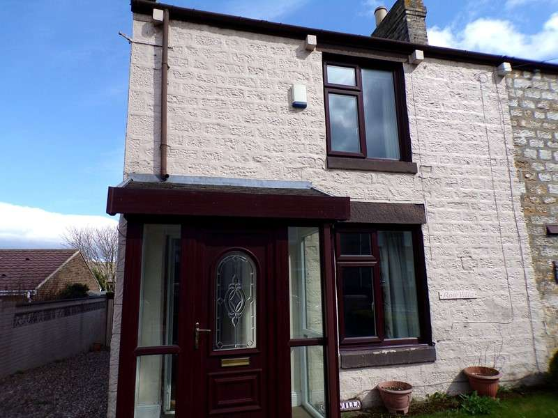 2 Bedrooms Property for sale in North Road, Catchgate, Stanley, Durham, DH9 8DX