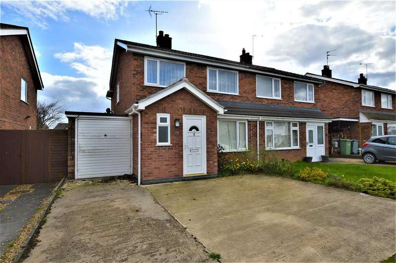 3 Bedrooms Detached House for sale in Caithness Road, Stamford