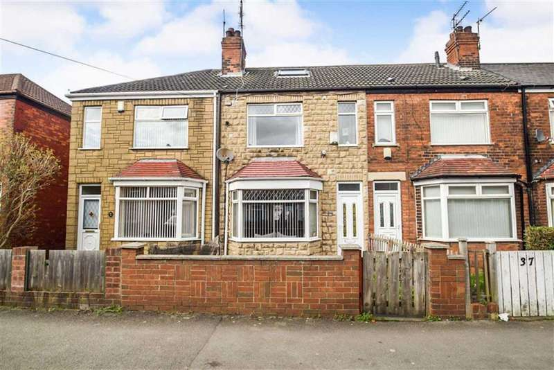 2 Bedrooms Property for sale in Endymion Street, Hull