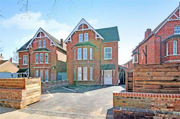 2 Bedrooms Flat for sale in Lansdowne Road, Bedford