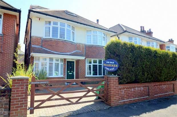 5 Bedrooms Detached House for sale in The Grove, Bournemouth