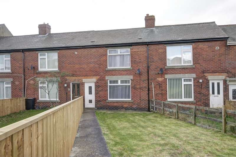 2 Bedrooms Property for sale in Windsor Terrace, Consett, DH8