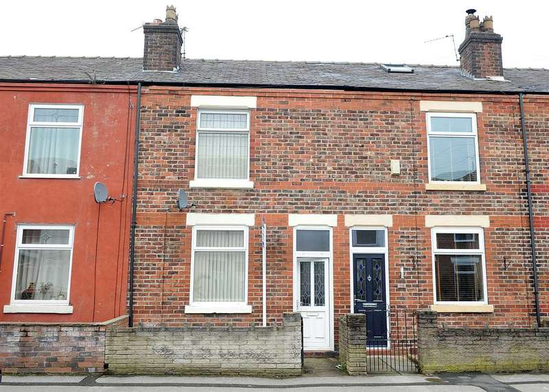 2 Bedrooms Terraced House for sale in 38 Dean Road, Cadishead M44 5AE