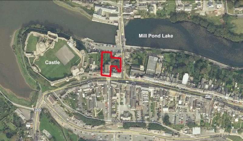 Commercial Property for sale in South Quay, Pembroke