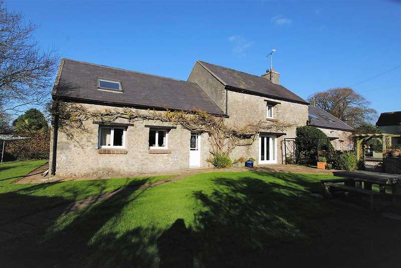 4 Bedrooms Detached House for sale in The Granary, Hodgeston, Nr. Lamphey