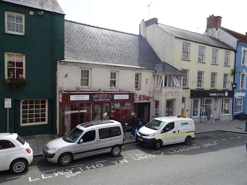 Commercial Property for sale in FREEHOLD RETAIL INVESTMENT, WILLINGS PASSAGE, 11 MAIN STREET, Pembroke