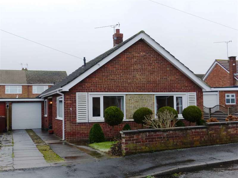 2 Bedrooms Bungalow for sale in Ingleby Road, Messingham, Scunthorpe