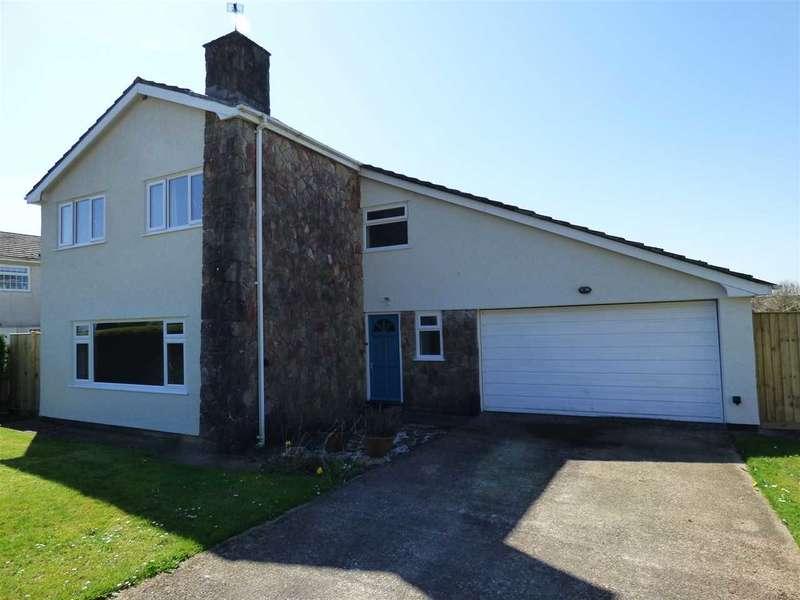 4 Bedrooms Detached House for rent in Laurel Park, St Arvans, Chepstow
