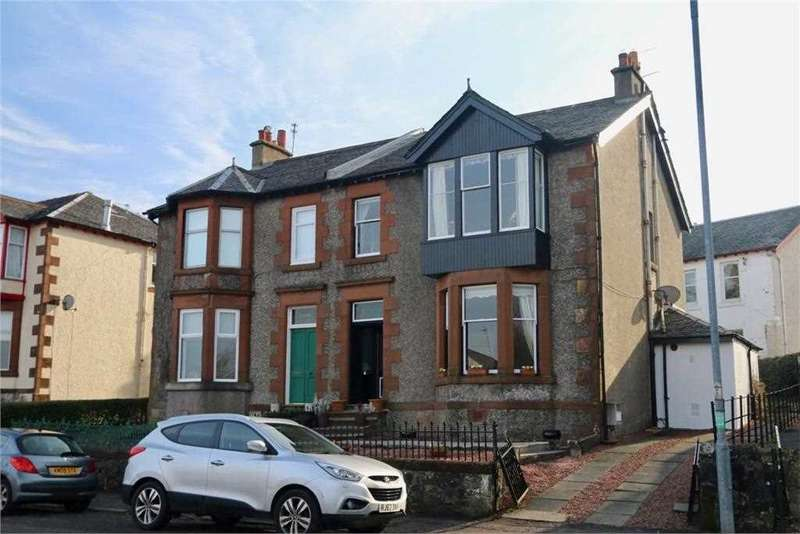 4 Bedrooms Semi-detached Villa House for sale in Garngour, Overton Road, Johnstone