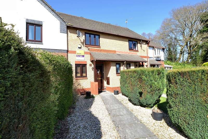 2 Bedrooms Terraced House for sale in Huntsmead Close, Thornhill, Cardiff. CF14 9HY