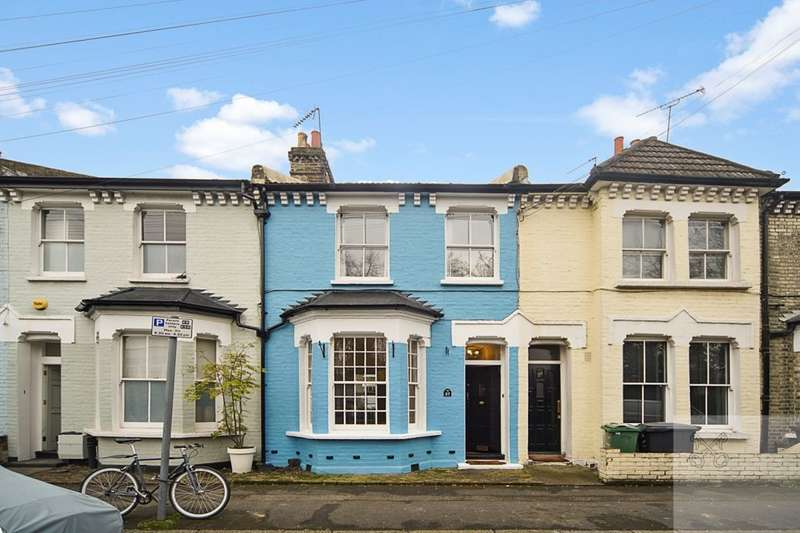4 Bedrooms Terraced House for sale in Meadow Place, London, SW8
