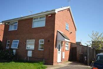2 Bedrooms Semi Detached House for sale in Holbury Close, Crewe, CW1 3XU