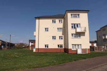 2 Bedrooms Maisonette Flat for sale in Winston Crescent, Biggleswade, Bedfordshire