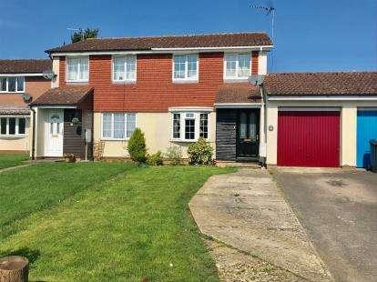 3 Bedrooms Semi Detached House for sale in Woodbrook Close, Papworth Everard, Cambridge, Cambridgeshire