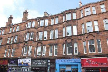 1 Bedroom Flat for sale in 1065 Cathcart Road, Glasgow
