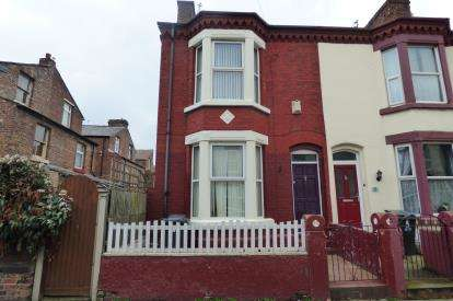 4 Bedrooms House for sale in Poplar Grove, Liverpool, Merseyside, L21