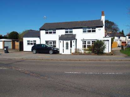 2 Bedrooms Detached House for sale in Union Road, Shirley, Solihull, West Midlands