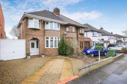 3 Bedrooms Semi Detached House for sale in Mason Crescent, Penn, Wolverhampton, West Midlands