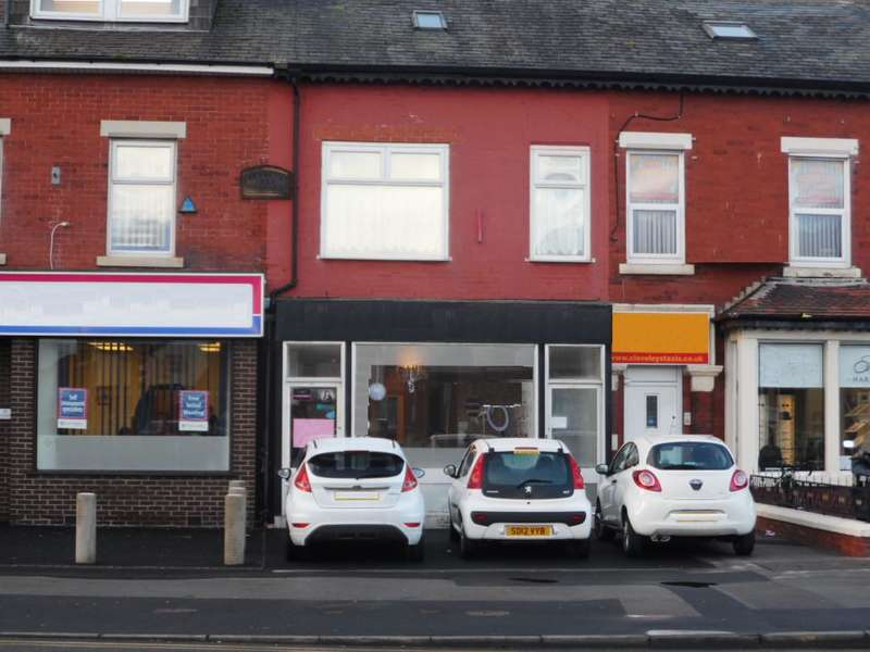 Property for sale in Rossall Road, CLEVELEYS, FY5 1AP