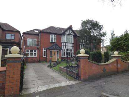 6 Bedrooms Semi Detached House for sale in Wilbraham Road, Chorlton-Cum-Hardy, Manchester